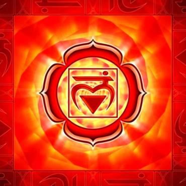 Чакра муладхара(1 чакра)