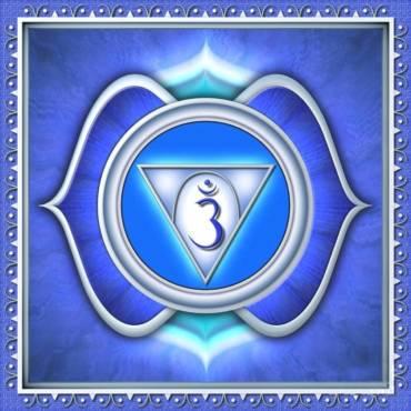 Чакра аджна(6 чакра)